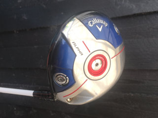 "Callaway driver -  ""Big Bertha Alpha"""