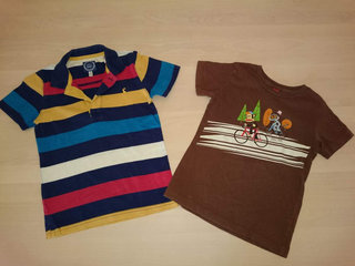Joules/ Paul frank t-shirt str 110