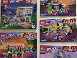 LEGO friends - over 20 sæt