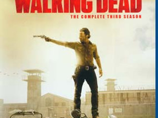 THE WALKING DEAD ; Komplet sæson 3