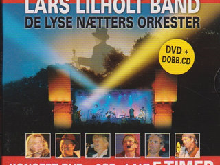 DVD & 2 CD :Lars Lilholt Band ; SE INFO