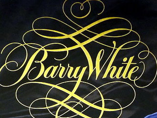 Sjældent Barry White Box Set...