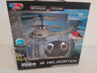 IR Helicopter