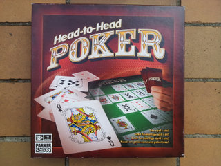 Head-to-Head Poker Brætspil