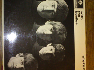 With the Beatles stereo udg. 1971 UK