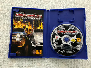PS 2: Midnight Club 3
