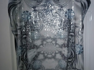 Next Sequin Top/tunika (pallietter)