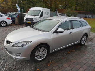 Mazda 6 1,8 Advance 120HK Stc