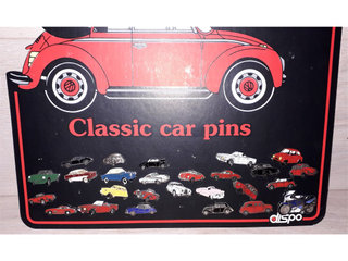 Classic car / Veteran bil´s Pins