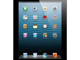 Apple iPad 4 16GB WiFi + Cellular (Sort) - Grade C