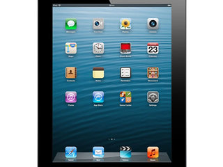 Apple iPad 3 16GB WiFi + Cellular (Sort) - Grade B