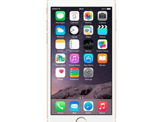 Apple iPhone 6 Plus 16GB (Guld) - Grade B