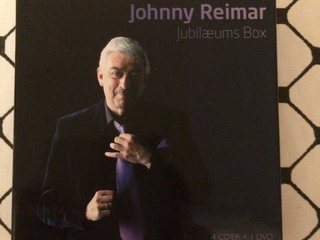 Johnny Reimar Jubilæums CD