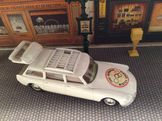 Citroen ID19 1964 Olympic Winther Sport