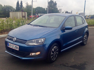 VW Polo Bluemotion 1.0 TSI