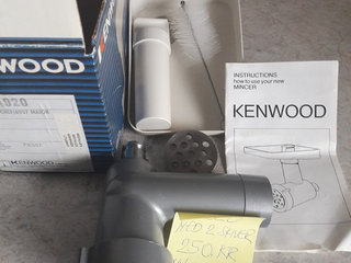 Kenwood/Major kødhakker