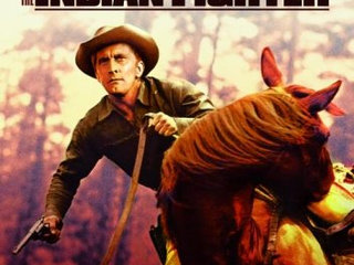 KIRK DOUGLAS ; The Indian Fighter