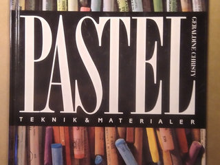 Pastel: teknik og materialer -G. Christy