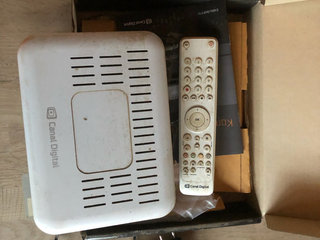 Hd receiver m optage funktion