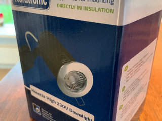 Nordtronic 230v Downlight