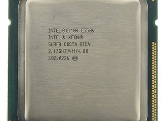 Intel Xeon CPU E5506 2.13 GHz.