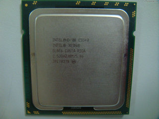 Intel Xeon CPU X5540 2.53 GHz.