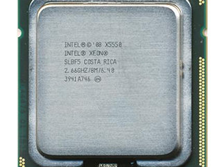 Intel Xeon CPU X5550 2.66 GHz.