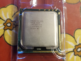 Intel Xeon CPU X5550 2.66 GHz