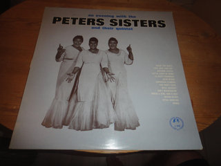 An Evening withThe Peters Sisters