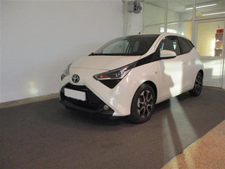 Toyota Aygo 1,0 VVT-I X-Cellence + Connect 72HK 5d