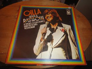 Cilla Black sings a Rainbow