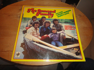 The Osmond Family . incl. Crazy Horses