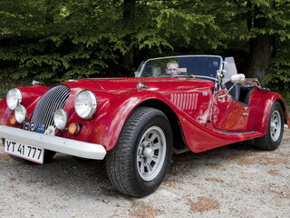Morgan Plus 8, 1978