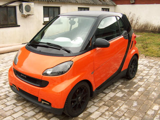 smart fortwo AMG