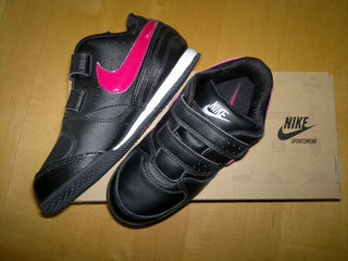 Nye Nike sneakers. Str. 26,5
