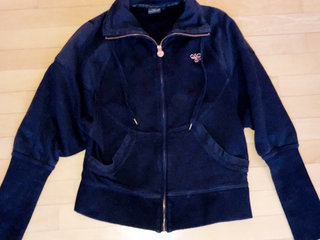 Hummel sort cardigan str S