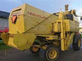 New Holland  Komplet snitter til 1550
