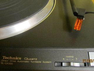 TECHNICS SL-QX300 DIRECT DRIVE