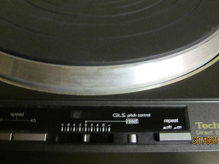 TECHNICS SL-QX300 DIRECT DRIVE - 4