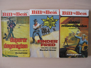 Marshall Grover: Bill og Ben westerns