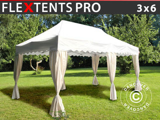 "Foldetelt FleXtents Easy up pavillon PRO ""Wave"" 3x"
