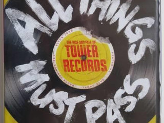 Tower Records - DVD