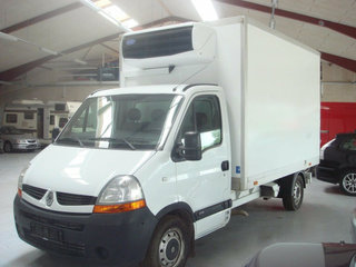 Renault Master T35 2,5 dCi 150 Alukasse