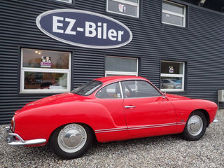 VW Karmann Ghia 1,5 Coupé