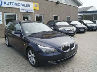 BMW 530xd 3,0 Touring Steptr.