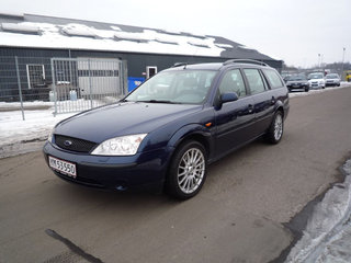 Mondeo 2,0 TD Ambiente stc.