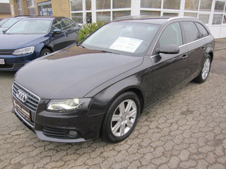 A4 2,7 TDi 190 Avant Multitr.