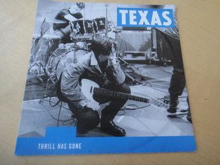 Texas - Thrill has gone