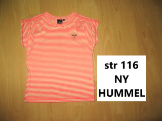 432) str 116 Hummel t-shirt.