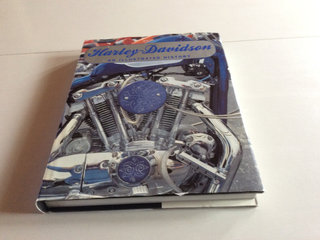 HARLEY-DAVIDSON an illustrated histery